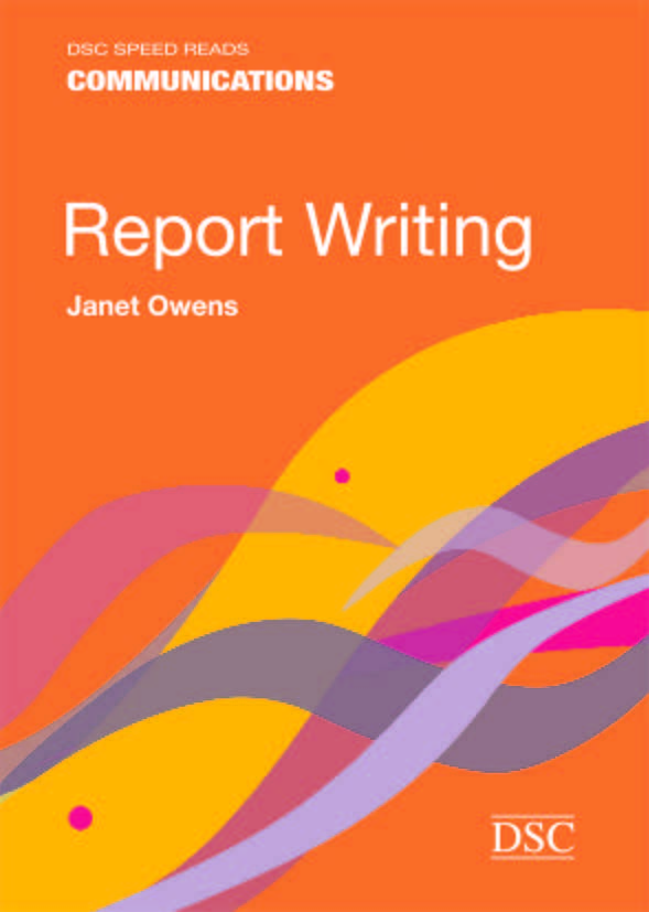 Speed Reads: Report Writing