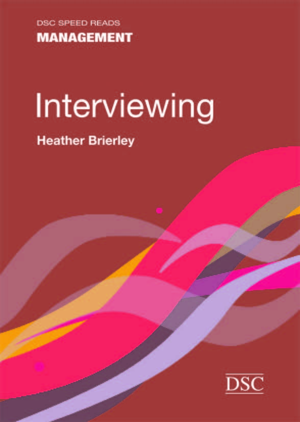 Speed Reads: Interviewing