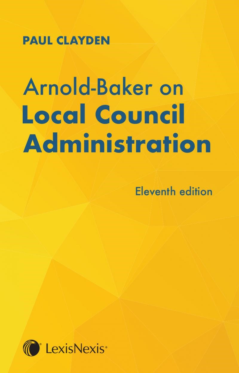 11th Ed Local Council Administration
