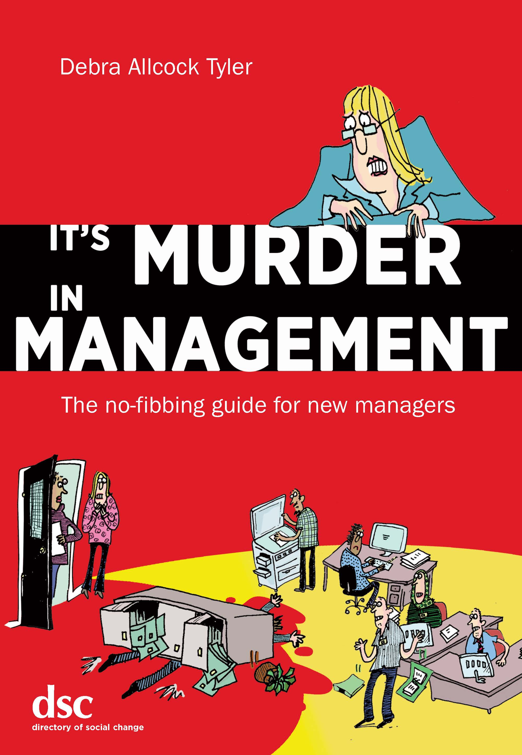 It's Murder in Management