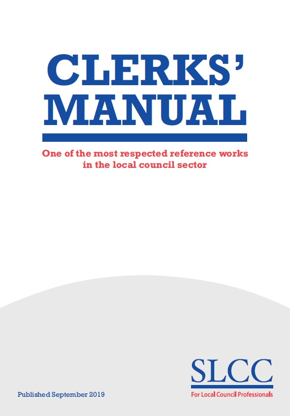 The Clerks' Manual 2019