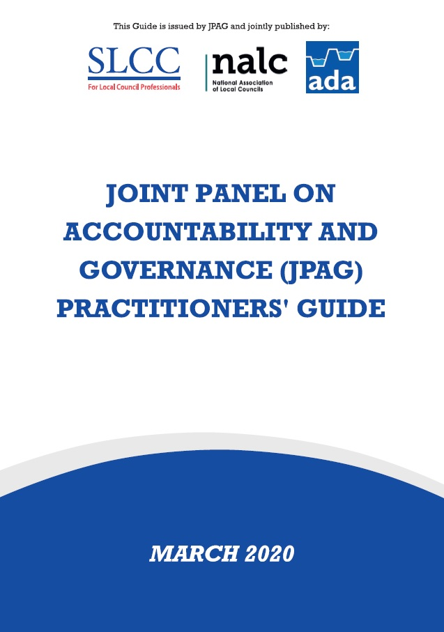 Governance and Accountability for Smaller Authorities in England - Practitioners Guide 2020