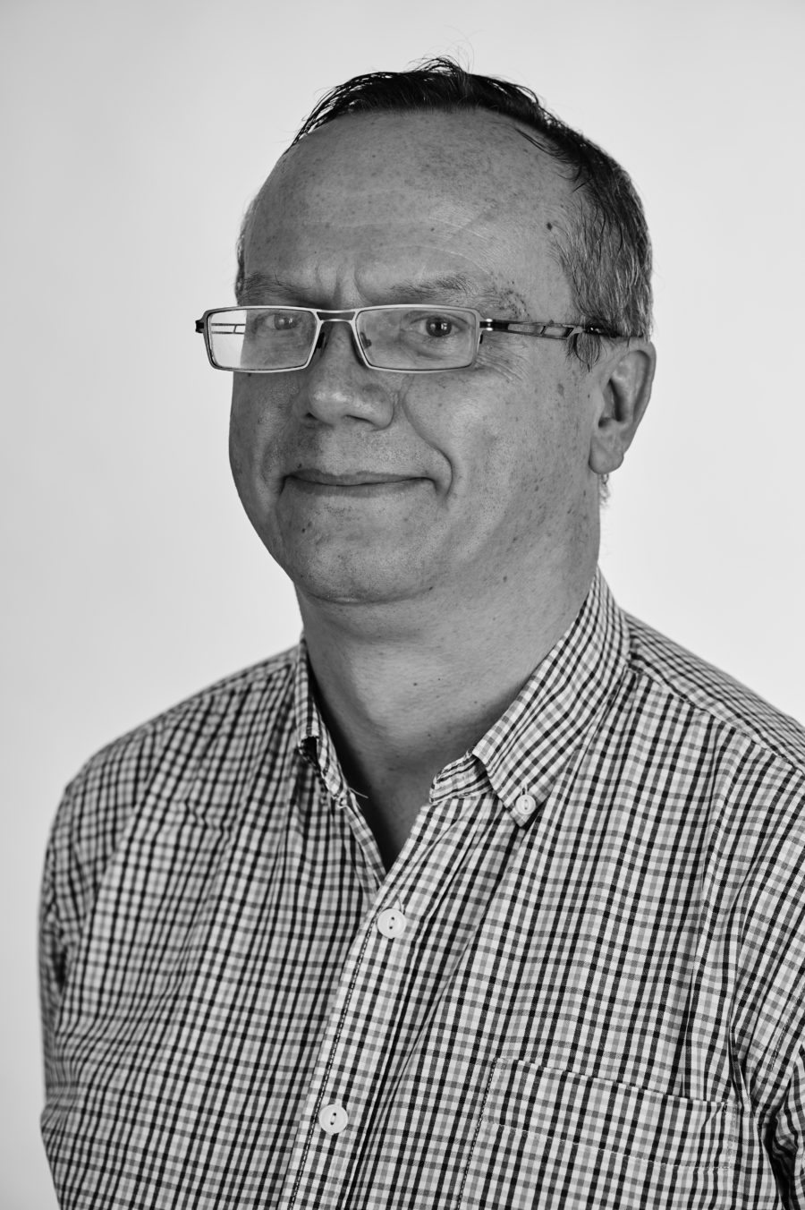 Andrew Towlerton, National Planning Advisor