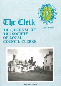 The SLCC introduced a new logo on membership magazine, called 'The Journal'