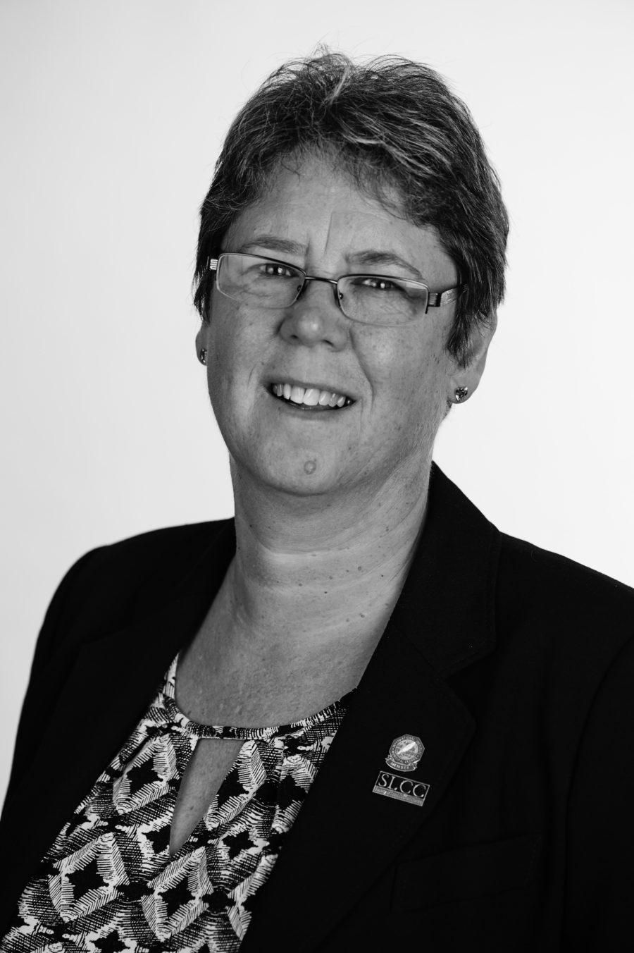 Yvonne Colverson, SLCC Advisor