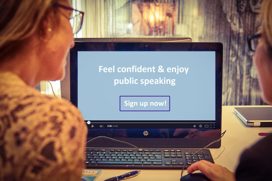 Public Speaking Essentials Webinar