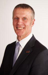 Rob Smith, SLCC Chief Executive