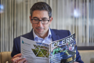 The Clerk magazine