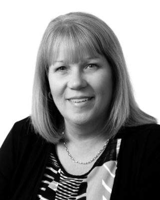Sue Hardy, Finance Manager