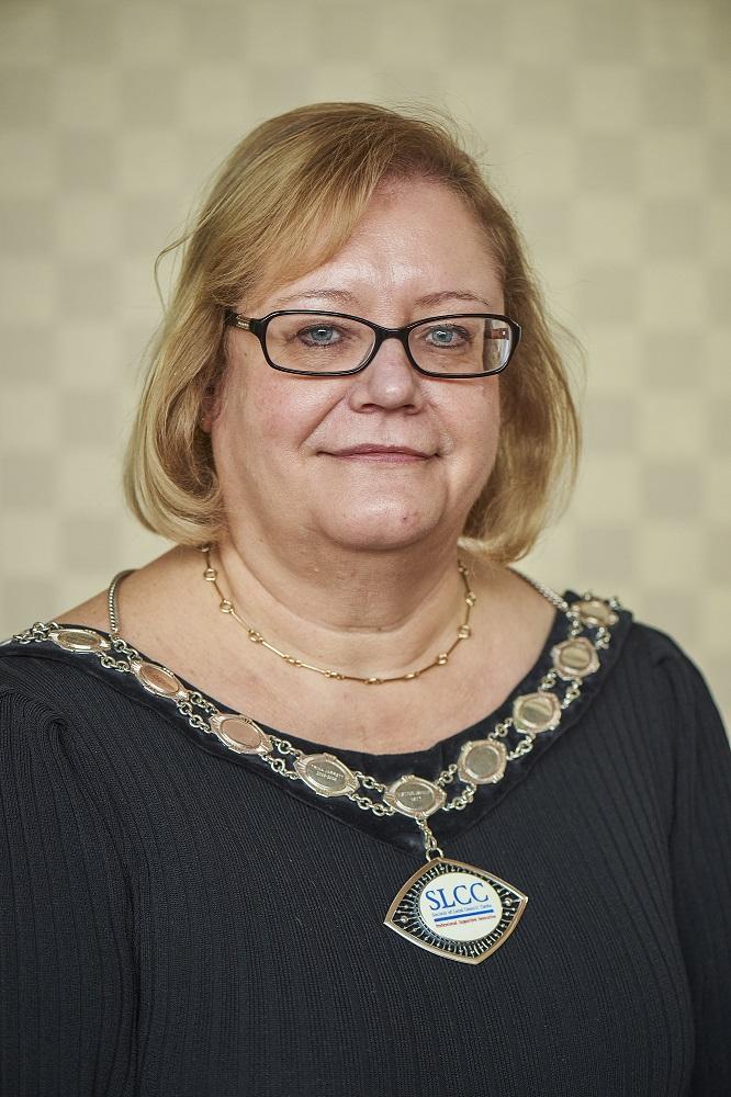 Linda Larter, SLCC President 2019/20