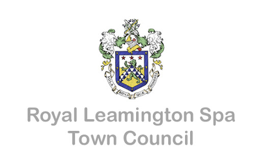 Royal Leamington Spa Town Council logo