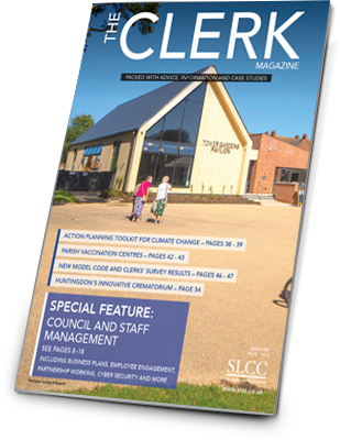 The Clerk, March 2021 edition