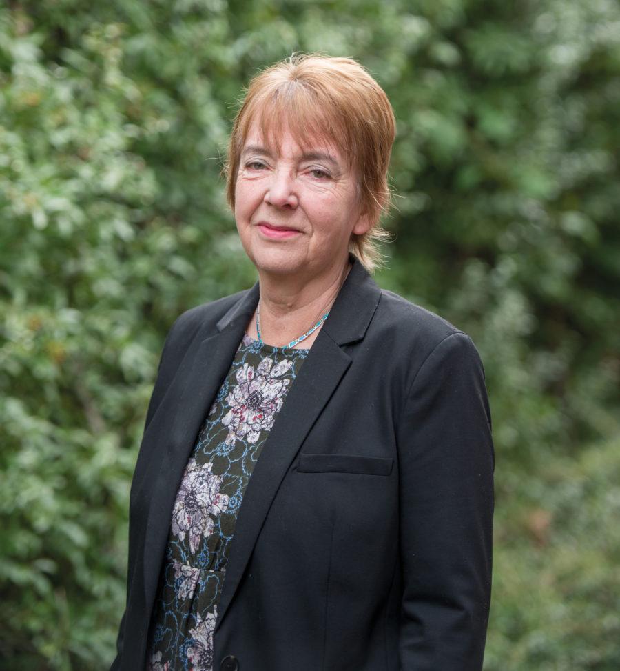 Sue Baxter, Chairman, NALC