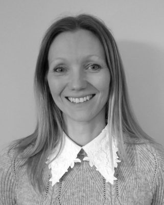 Claire Tyrrell, Finance Manager