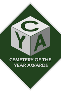 Cemetery of the year logo