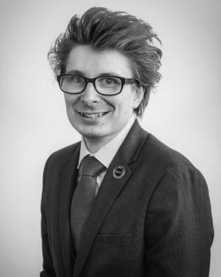 Adam Keppel-Green FSLCC, LCC Associate